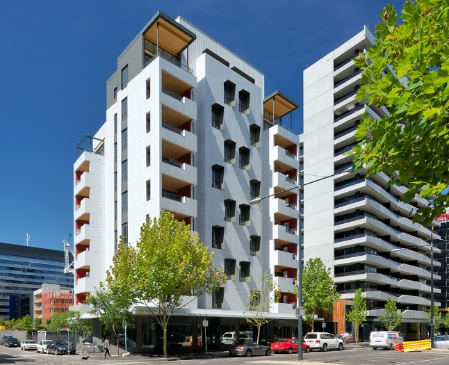 Combustible Cladding And Apartment Sector Is One And The Same … Perhaps